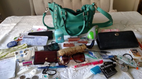 over full purse