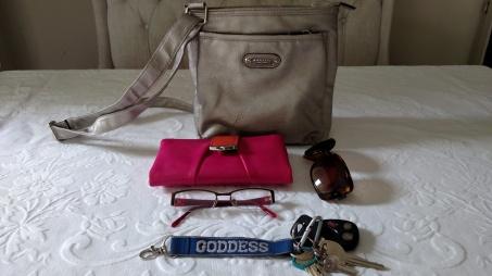 smaller purse